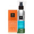 APIVITA SUNCARE Anti-Wrinkle Αντιρυτιδική κρέμα προσώπου ελαφριάς υφής SPF30 +Δώρο Τονωτικό Νερού Προσώπου